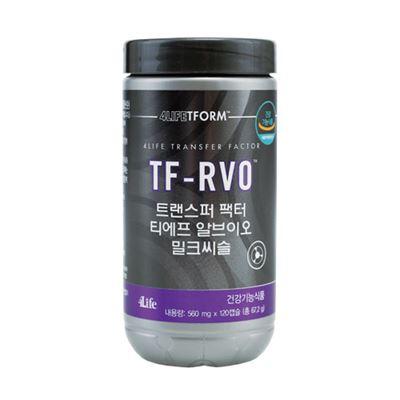 트랜스퍼 팩터 티에프 알브이오 밀크씨슬 (TF-RVO)