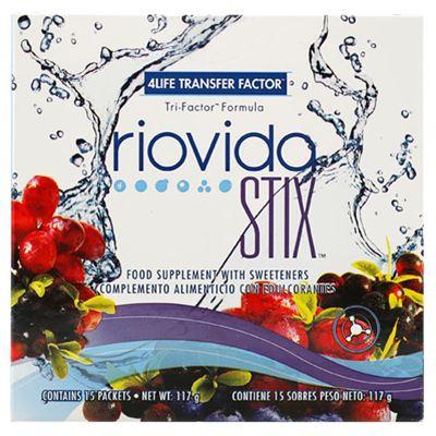 4Life Transfer Factor RioVida Stix