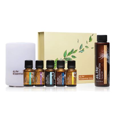 Essential Oils Kit&Diffuser
