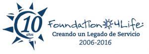 Foundation 4Life 10 años