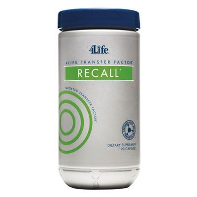 4Life Transfer Factor ReCall