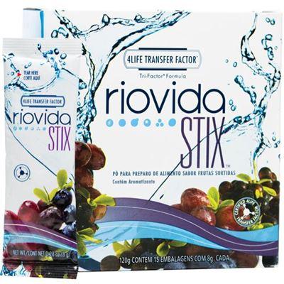 4Life Transfer Factor RioVida Stix Tri-Factor Formula