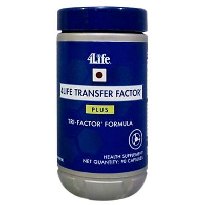 Transfer Factor Plus Trifactor Formula