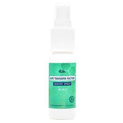 4Life Transfer Factor Mint Spray