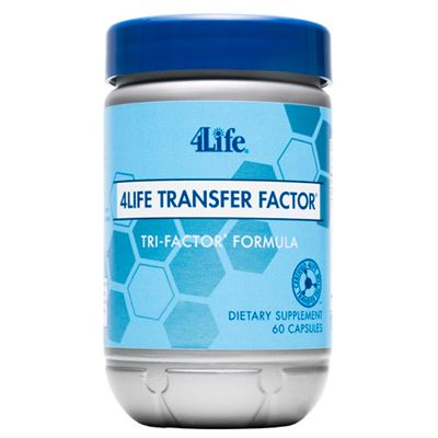 Transfer Factor Trifactor Formula