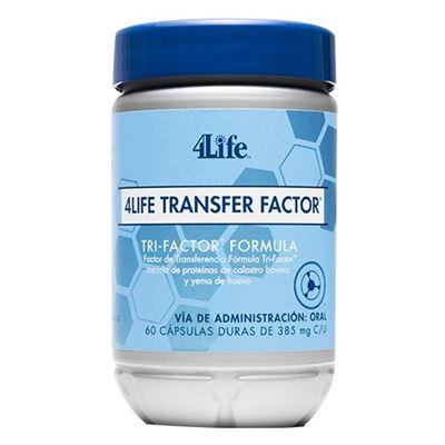 Transfer Factor Trisector Formula